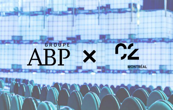 Signature of a 3-year contract as furniture supplier with C2MTL