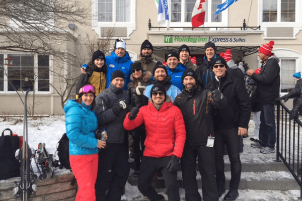 ABP Team at 24HTremblant